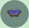 Purple Butterfly ACSS