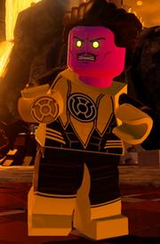 Sinestro (Lego Batman 4)