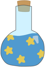Stardew Potion CRT