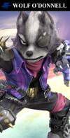 WolfO'DonnellVersus
