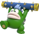 32.Spike - Super Mario 3D World