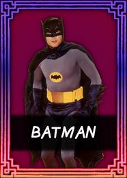 ACL Tome 57 character portal box - Batman