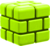 BrickBlock Lime