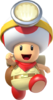 Captain Toad Smash Bros