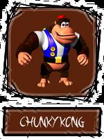 Chunky Kong SSBR