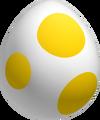 Golden Yoshi Egg