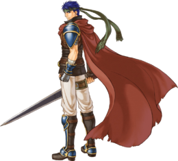 Ike (FE10 Artwork)