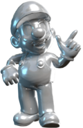 Metal mario by maxigamer-d7nh9qu