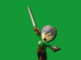 Mii Swordfighter (Smash 5)