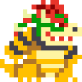 Mystery Mushroom Bowser