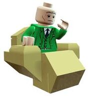 Professor X (Lego Batman 4)