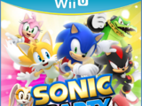 Sonic Party Wii U