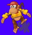 Diddy Kong NRI