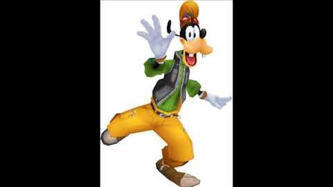 Kingdom Hearts 3D Dream Drop Distance - Goofy Voice Clips