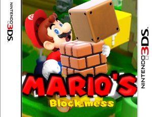 Marios block mess