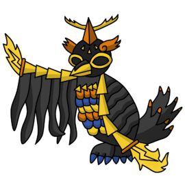 Qezalt Dragon DD2