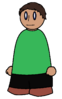 Shirt Green Generic