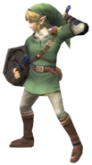 0.2.Twilight Princess Link Grabbing his Sword