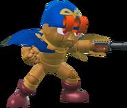 1.4.Geno Aiming his cannon