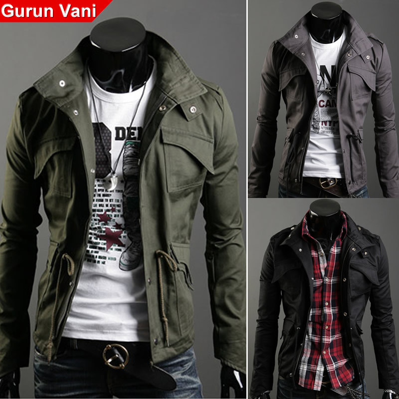 image 2012 new arrival men s clothing gv autumn and winter slim