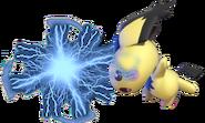3.6.Spiky Eared Pichu using Thundershock