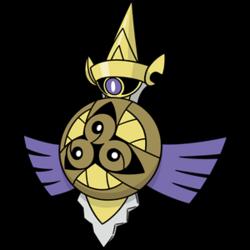 681Aegislash Shield Forme Dream