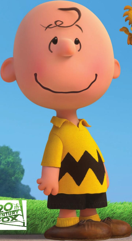 Image - Charlie Brown - Peanuts 2015.png   Fantendo ...