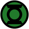 Green lantern corps symbol fill by mr droy-d613gq7
