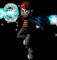 Kyle the Conjurer Render