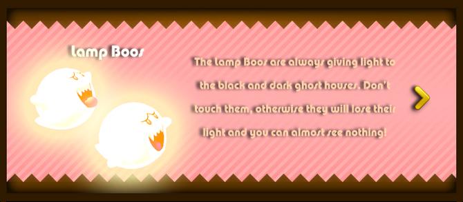 Super Mario & the Ludu Tree - Character Lamp Boos