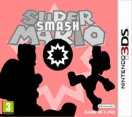 Super Mario Smashers Europe Box