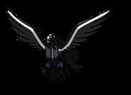 Talonflame Blackquill