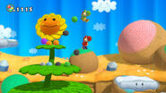Yoshi's Woolly World - E3 2014 screen 4