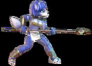 4.5.Krystal using her staff