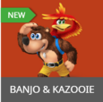 Banjo & Kazooie SSBAether