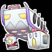 Flying Cooler