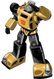 G1 Bumblebee