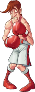 Glass Joe - Punch-Out!! (Wii)
