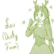 Lou Deity Form