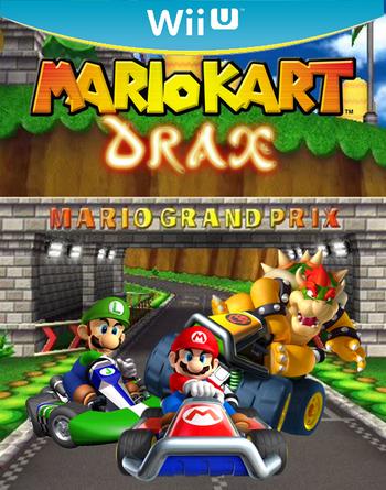Mario kart wii grand prix prizes for carnival games