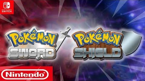 Pokemon Sword and Pokemon Shield are Officially coming to the Nintendo Switch! fanmade