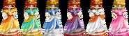 SSBRiot Daisy Color Palettes