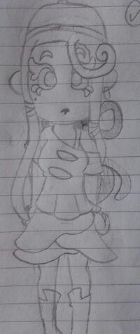 Taki Sketch