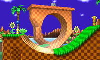 250px-SSB4 Green Hill Zone