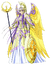 Athena God Cloth