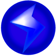 Blue Lightning - Mario Kart Wii