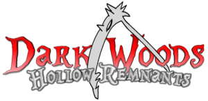 Dark Wood Hollow Fragments Logo