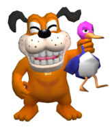 Duck Hunt Dog (SSBCrusade)