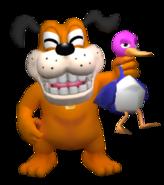 Duckhuntdog