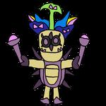 Eterna T. Koopa (Transparent)